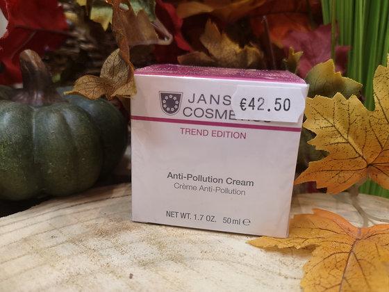 Crème anti-pollution