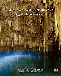 Ceballos, 2014_Areas Naturales PORTADA-1