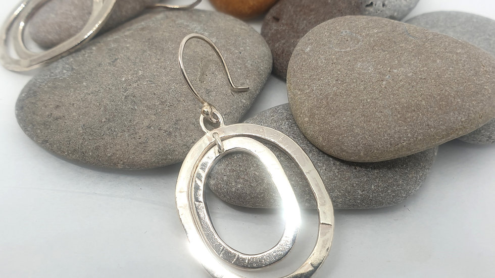 Oval Too earrings