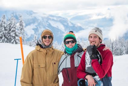 Drei junge motivierte Freestlyer, Elias Hilke, Julius Lutz und Moritz Mettler haben im Frühjahr 2018 das Projekt Balis-Park aufgegriffen.