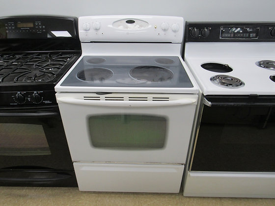 "Pre-Owned Maytag 30""W Electric Range"