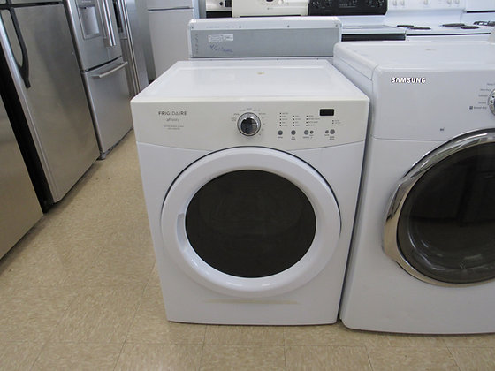 Pre-Owned Frigidaire Affinity 7 cu. ft. Stackable Front Load Electric Dryer