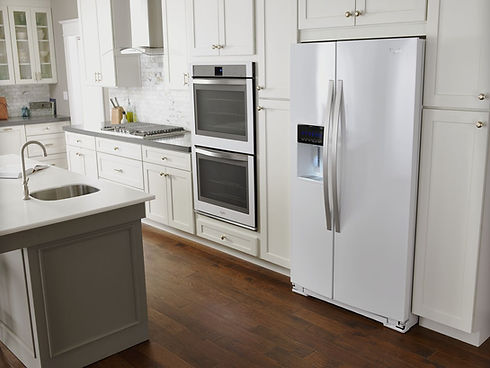 Side by Side Refrigerator in Kitchen.jpg