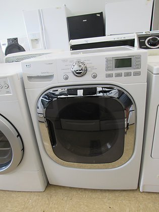 Pre-Owned LG SteamDryer Front-Load Gas Dryer