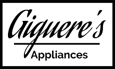 gigueres used appliances logo