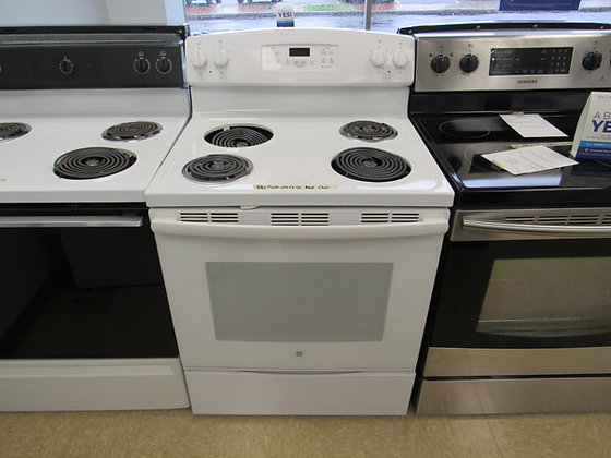 """Pre-Owned GE 30""""W Electric Range"""