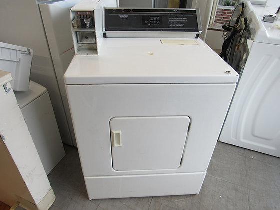 Pre-Owned Whirlpool Coin-Op Commercial Dryer