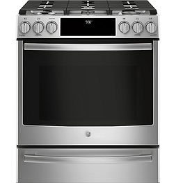 30 Inch Single Oven Gas Range Stainless Steel Ranges Sale Gigueres Appliances