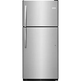 20.4 Cubic Feet Top Freezer Refrigerator Fridges Sale Gigueres Appliances