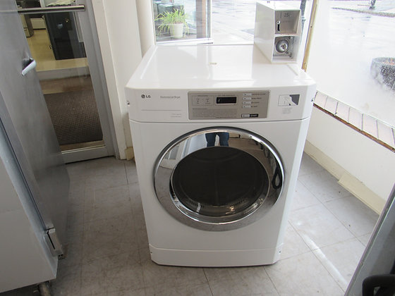 Pre-Owned LG Coin-Op Commercial Dryer