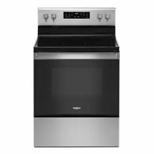 Whirlpool 5.3 cu. ft. Electric Range with Frozen Bake technology