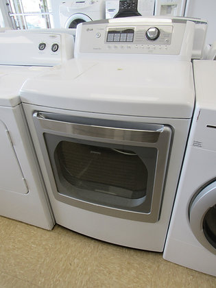 Pre-Owned LG SteamDryer 7.3 cu. ft. Front-Load Electric Dryer