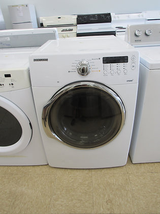 Pre-Owned Samsung 7.3 cu. ft. Front-Load Steam Electric Dryer