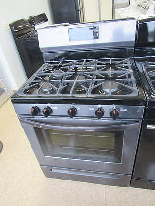 """Pre-Owned Frigidaire 30""""W Gas Range - Stainless Steel"""