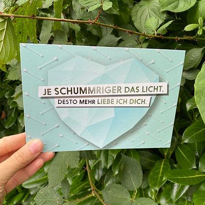 "FCK YOU CARDS - "" Schummriger"""