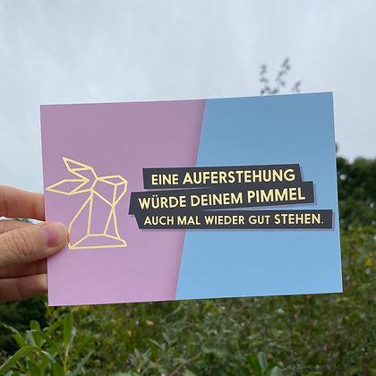 "FCK YOU CARDS - ""Auferstehung"""