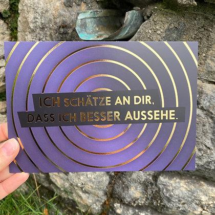 """FCK YOU CARDS - """"Schätze"""""""