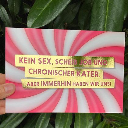"-FCK YOU CARDS - ""Sex"""