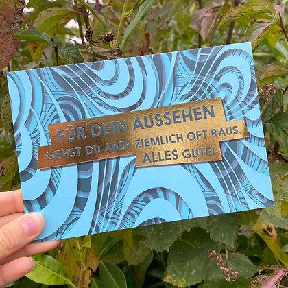 "FCK YOU CARDS - ""Aussehen"""