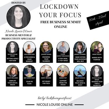 Lockdown Your Focus