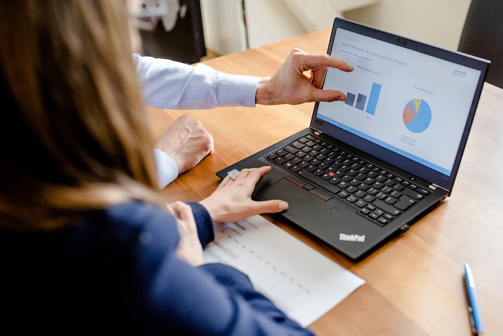 Marketing-Tipps für Startups und KMU - Ergebnisse messen