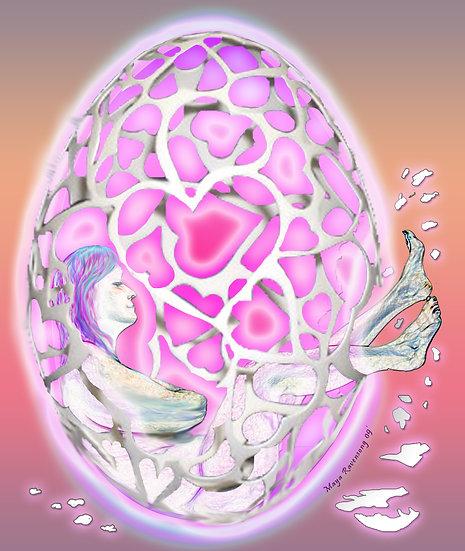 """Woman Hearts-Self Love"""
