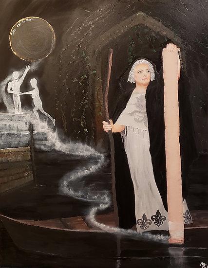 """Grand Madame Faucheuse"""