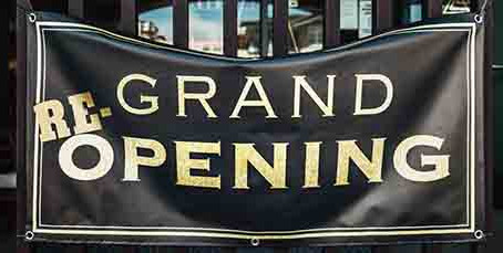 Grand Re Opening!!