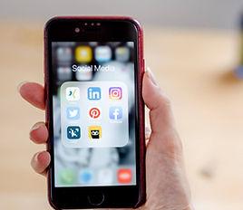 Angebot Social Media