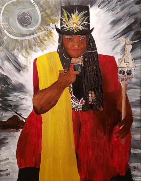 Iku Lady Samdi