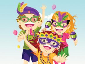 Dicas para Carnaval com Crianças