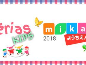 Férias KIDS no MIKA YOUTIEN - 1ª Semana
