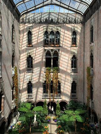 Isabella Gardner Atrium