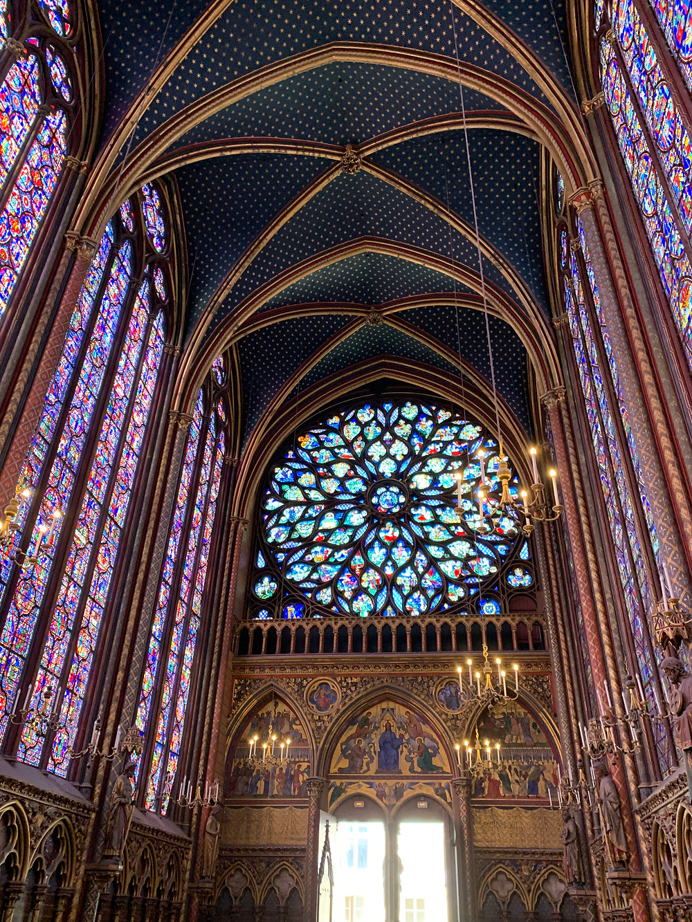 Sainte-Chapelle in Paris