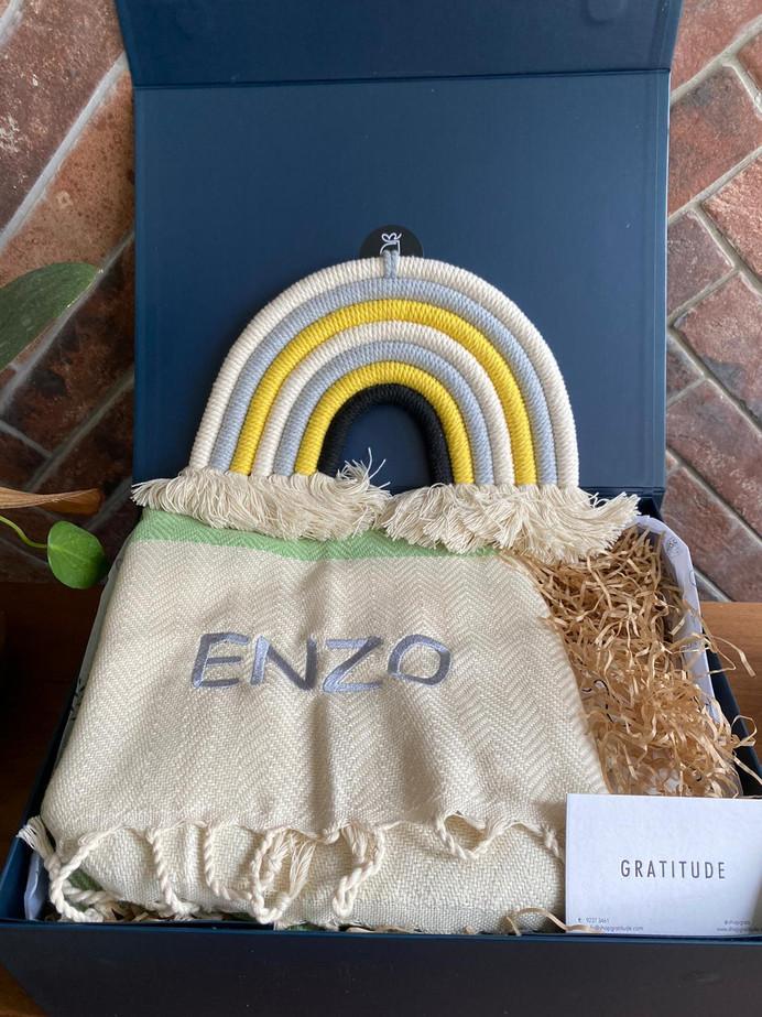 Newborn Baby Gift Box