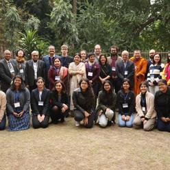CRVP Resdiential Seminar (group photo) -