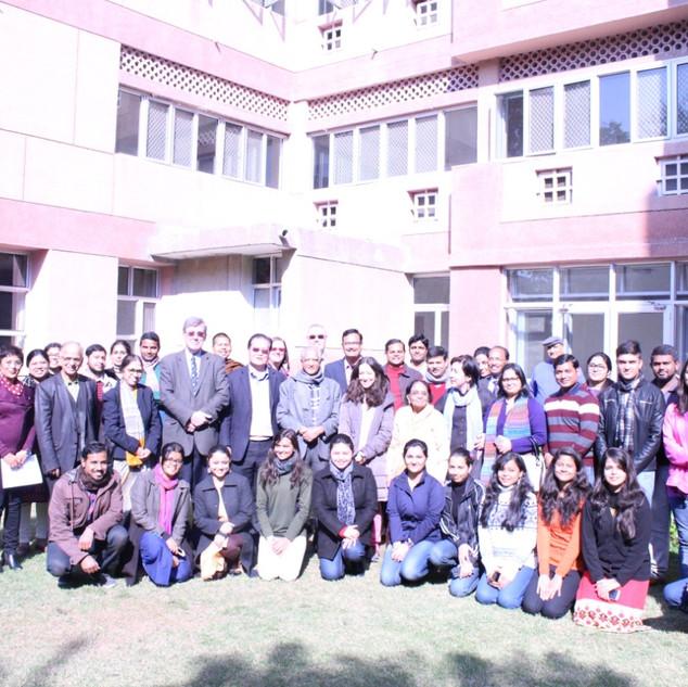 CRVP Residential Seminar (group photo) -