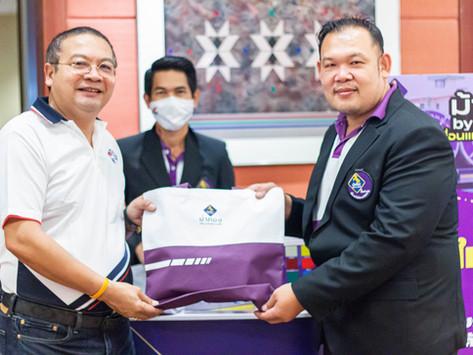 ภาพบรรยากาศงานสมาคมการค้าผู้ผลิตหลังคาเหล็กไทย