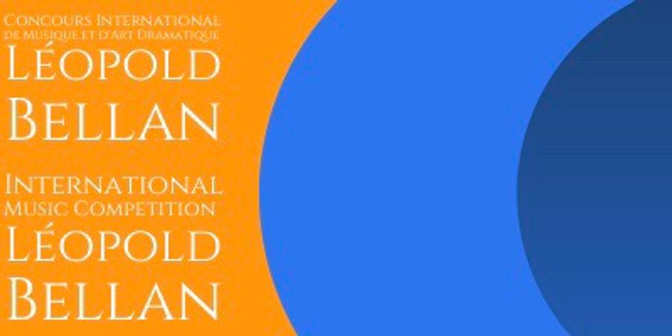 [Online] - Concours International Léopold Bellan