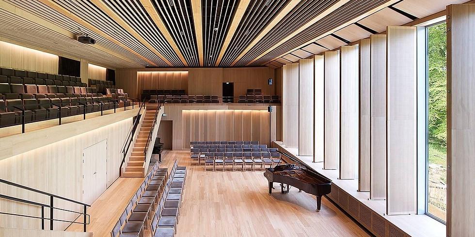 POSTPONED / Waterloo - Queen Elisabeth Music Chapel