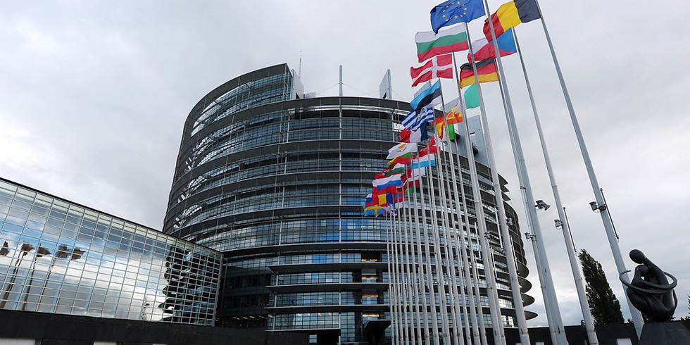 CANCELLED / Bruxelles - European Parliament
