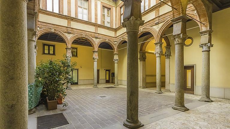 Stradella - Palazzo Isimbardi
