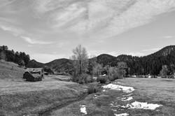 Old farmstead along CO 165