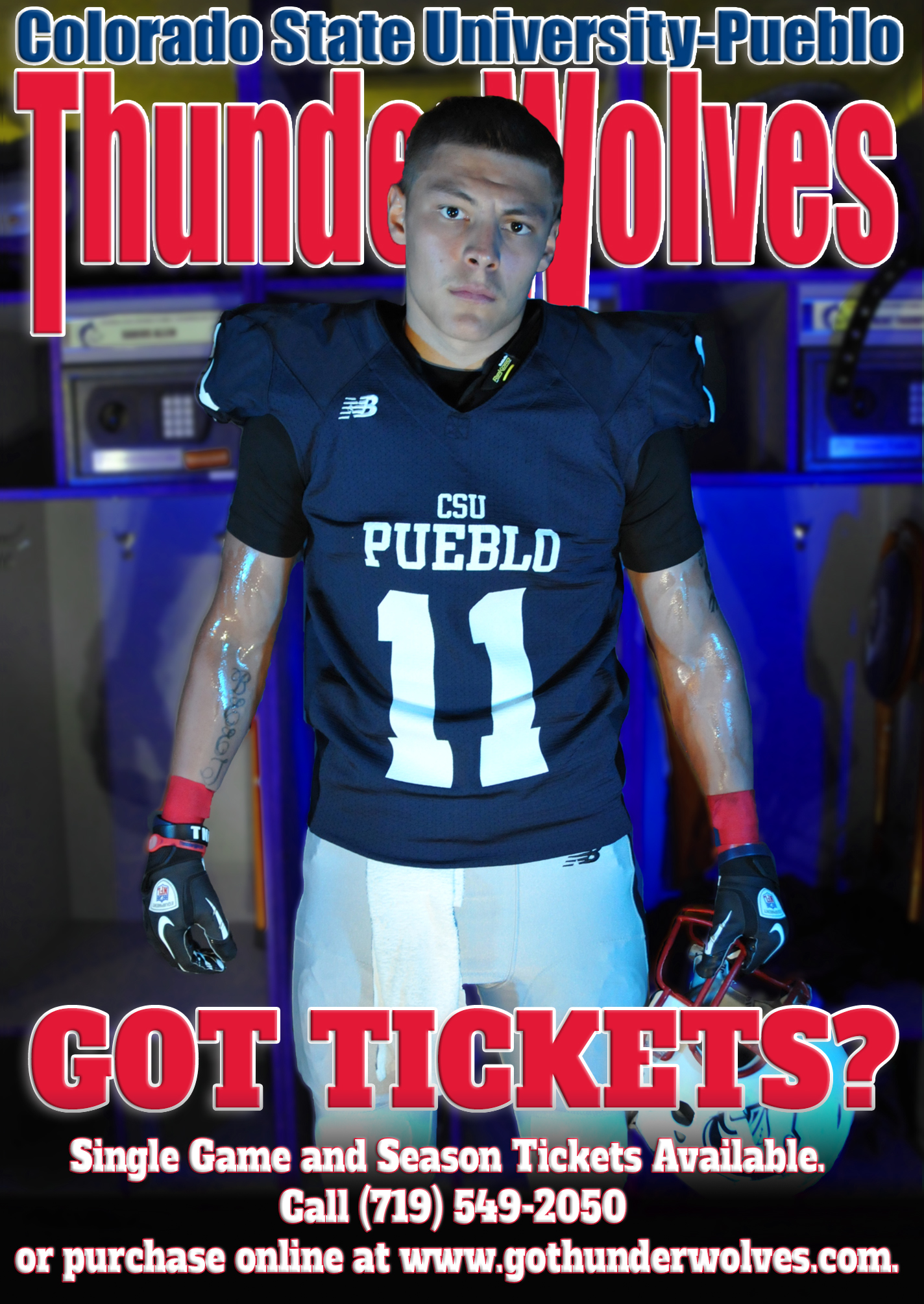 Josh Sandoval Ticket Ad