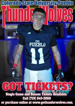 Josh Sandoval Ticket Ad