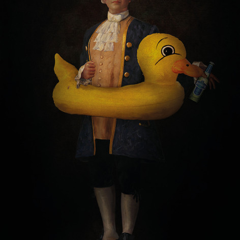Old Masters - Rubber Ducky