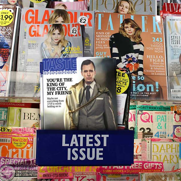 Taste Independence Magazine