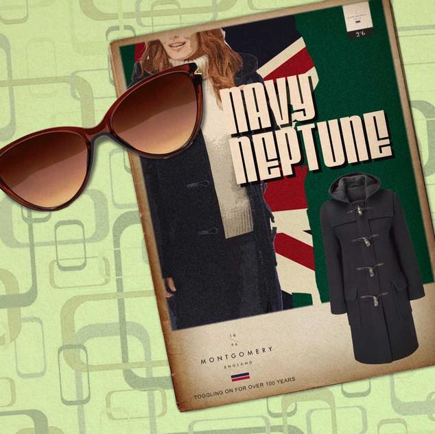 Navy Neptune Advert