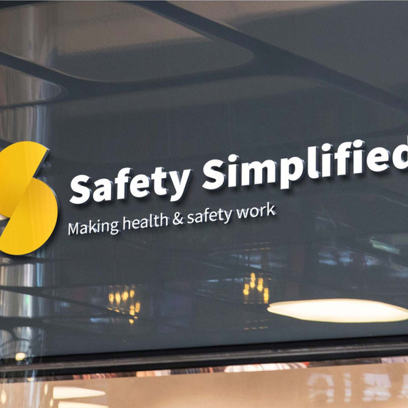 Safety Simplified - NEBOSH product branding and launch