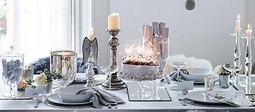 Mesas-Plateadas-para-Navidad-Decoracion-